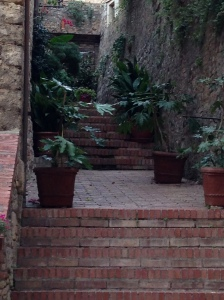 Siena Stairs