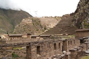 Ollantaytambo Fortess